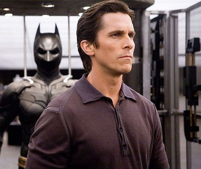 Christian Bale pożegnał się z Batmanem w 2012 r.
