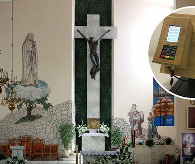 Lubelski kościół będzie miał swój ofiaromat.