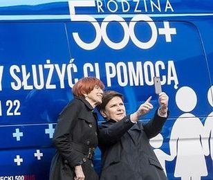 Polacy złożyli 2,5 mln wniosków o 500+