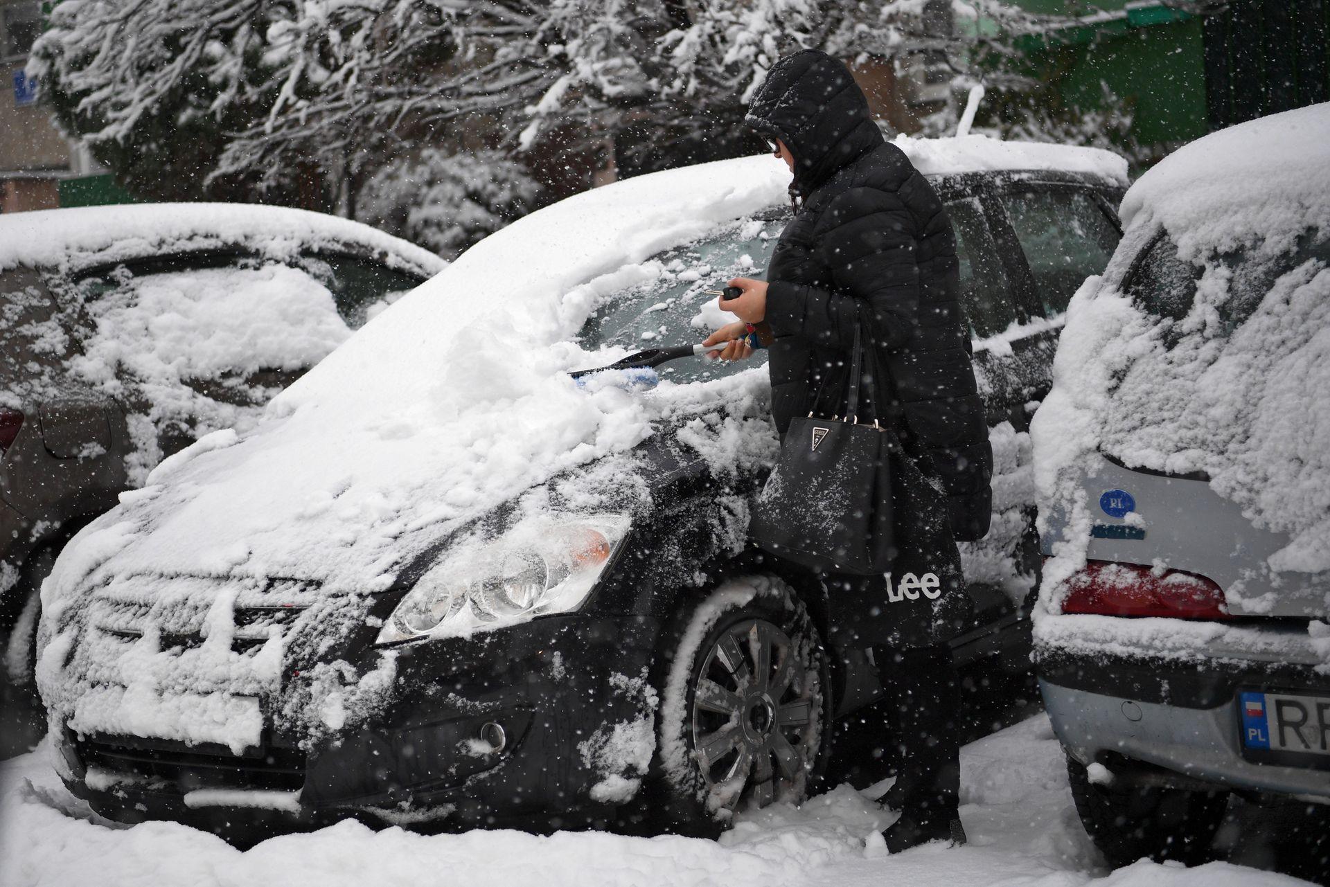 Pogoda. Zima zaatakowała na wschodzie kraju