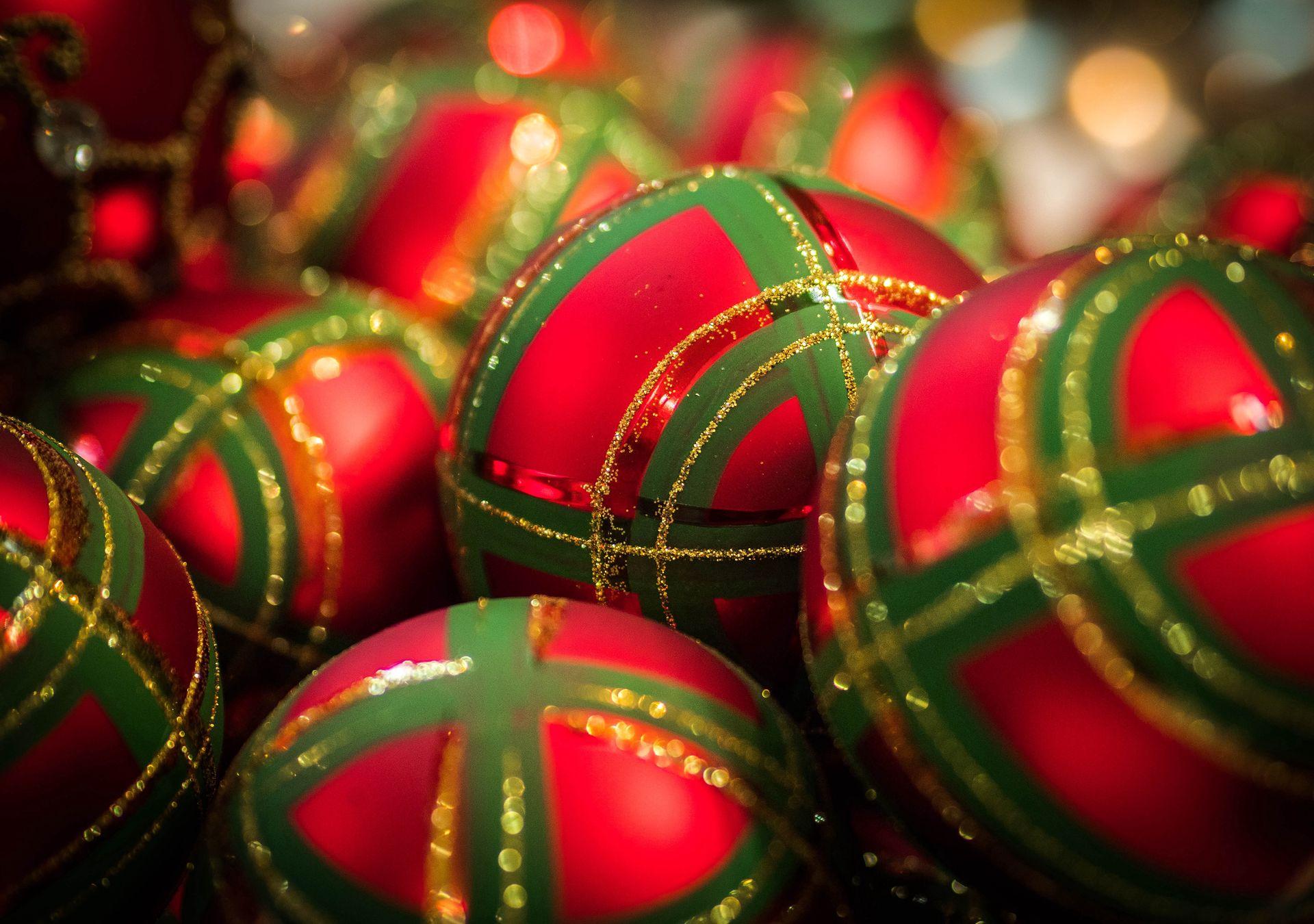 Dzięki nim Boże Narodzenie jest pełne kolorów