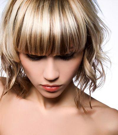 Postaw Na Grzywkę 7 Sposobów Na Cienkie Włosy Wp Kobieta