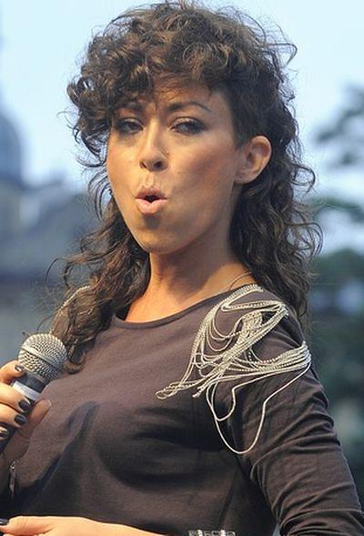 Natalia Kukulska Najgorsze Fryzury 2009 Wp Gwiazdy