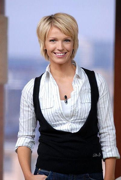 Magda Mołek Czy Krótkie Włosy Są Seksowne Wp Kobieta