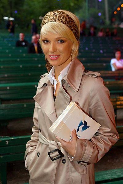 Magdalena Mołek Nietrafione Fryzury Gwiazd Wp Gwiazdy