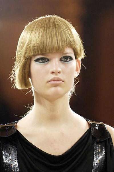 Odważne Cięcie Asymetryczne Fryzury Wp Kobieta