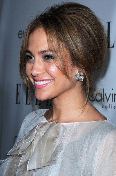Jennifer Lopez Eleganckie Fryzury Na Wigilię Wp Kobieta