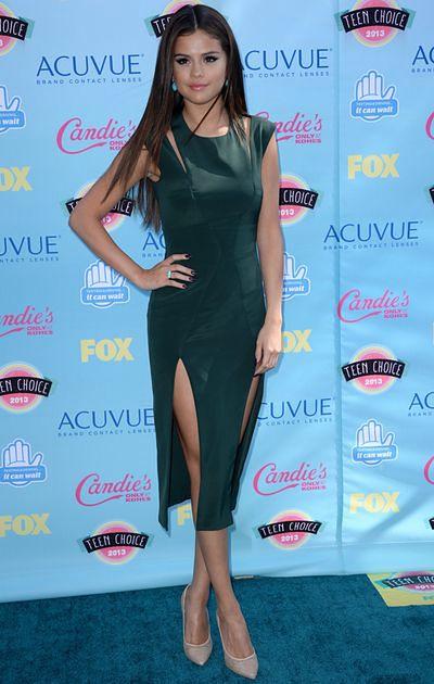 Selena Gomez Najgorętszą Gwiazdą Lata Wp Kobieta