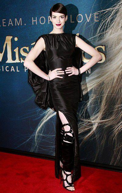 e8a07de59dade Anne Hathaway - Anne Hathaway: buty jak z sex-shopu - WP Kobieta