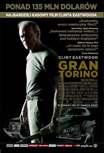 Gran Torino Najnowsze Informacje Wp Film
