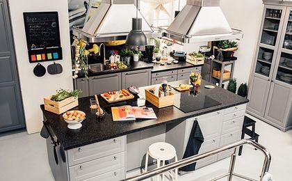 Kuchnia Spotkan Ikea Szwedzka Siec Uruchomila Lokal W Centrum