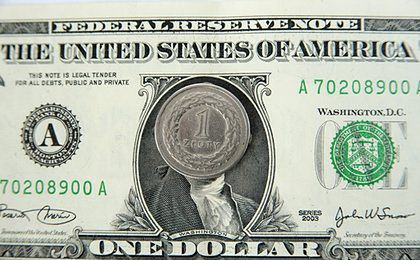 Pod Koniec Roku Dolar Może Kosztować Ponad 4 70 Zł