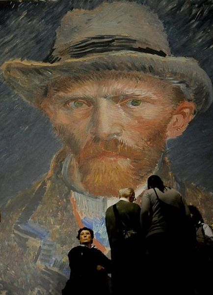 Miejsce 8. Vincent Van Gogh Alkoholicy, którzy zmienili
