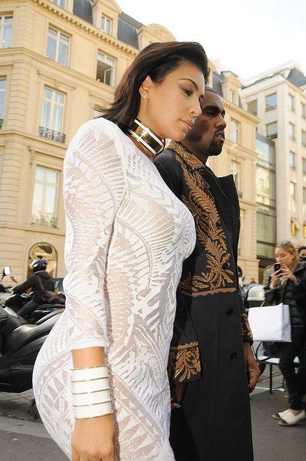 Model randki Kanye Westa