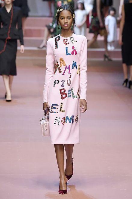 Dolce   Gabbana - kolekcja jesień zima 2015 16 - WP Kobieta d6baee6b67d