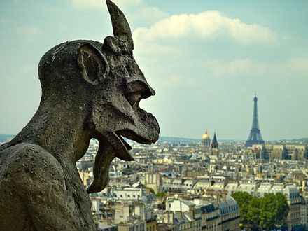 historia randek paryż