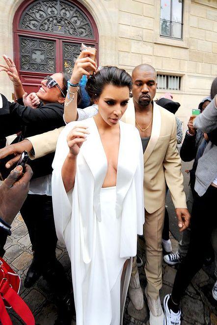 kim kardashian kanye west, kiedy zaczęli się spotykać