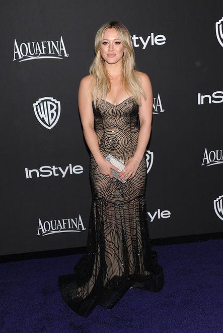 87f7593c Hilary Duff - Odważny dekolt Hilary Duff - WP Kobieta