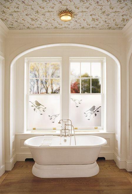 Folia Na Oknie W łazience Okno W łazience 7 Sprawdzonych
