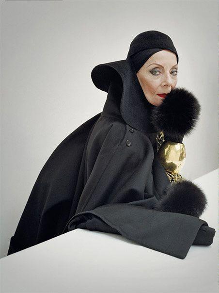 b979df712e Gitte Lee - Piękno nie zna wieku. Najstarsze modelki z okładek i ...