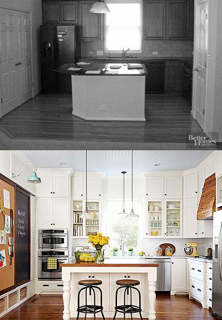 Kuchnia Przed I Po Metamorfoza Kuchni Przepis Na