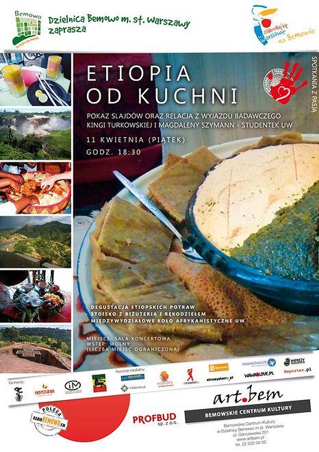 Nasz Patronat Spotkanie Z Pasją Etiopia Od Kuchni Wawalove