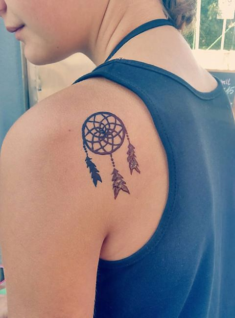 Tatuaż Pióro Tatuaż Dmuchawiec Tatuaż Ptaki Zwiewne Motywy