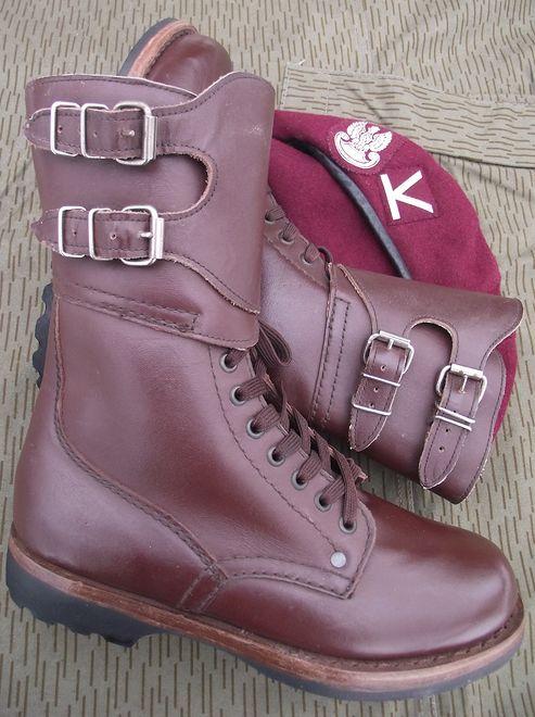 21353995ab8de Opinacze. Kultowe buty wojskowe - WP Tech