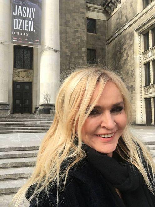 Monika Olejnik Jak Blogerka Dziennikarka W Bardzo Drogich
