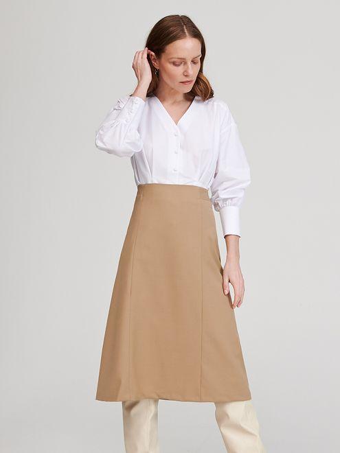 Plisowana spódnica mini Allani trendy