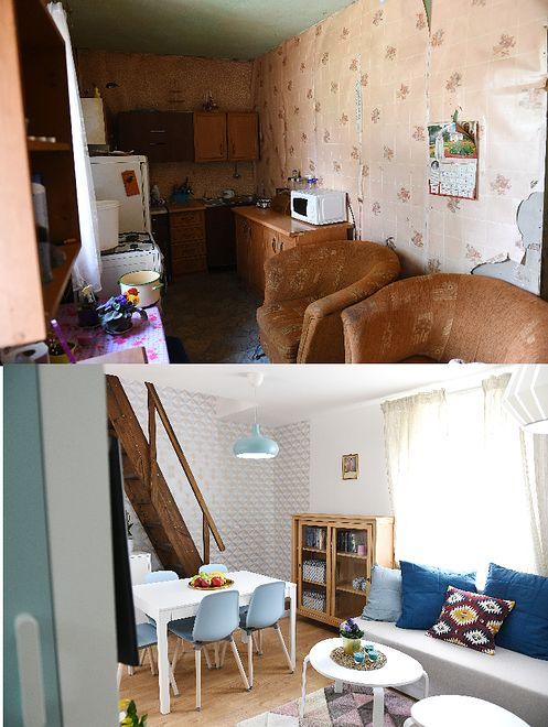 Zapuszczona Kuchnia Nasz Nowy Dom Ta Rodzina Mieszkała