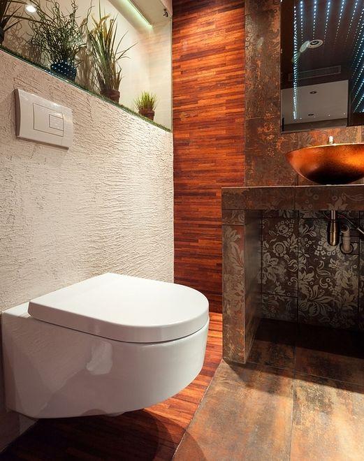 Aranżacja łazienki Nowoczesna łazienka Która Dba O
