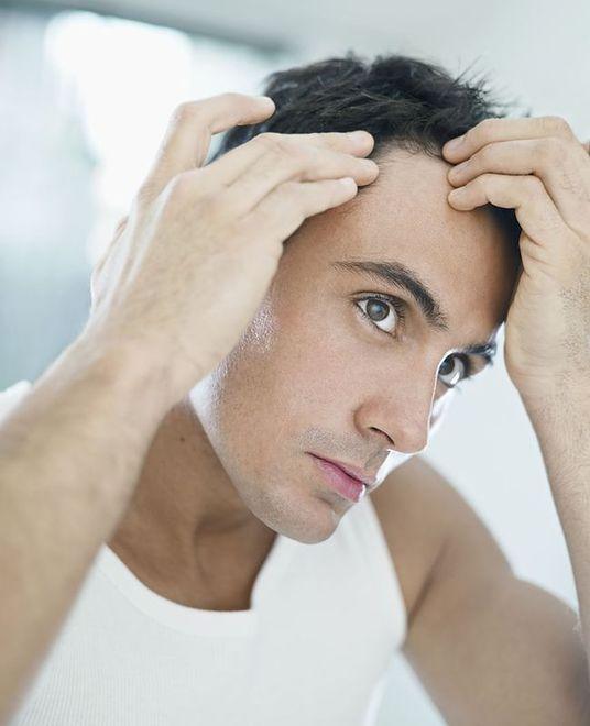 Najlepsze Fryzury Gdy Włosy Zaczynają Się Przerzedzać Wp Facet