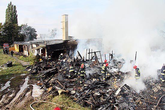 Wstępna Przyczyna Pożaru W Choszcznie Zaprószenie Ognia Wp