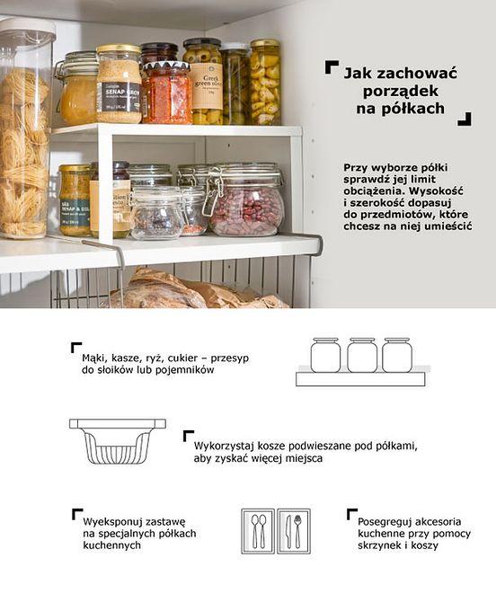 Organizacja Szafek I Półek W Kuchni Jak To Zrobić Wp Dom