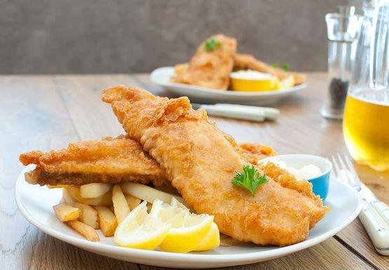 Sposob Na Swieza Rybe Nad Morzem Wp Kuchnia