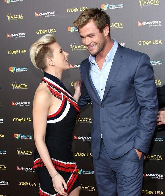 Nowa Fryzura Scarlett Johansson Wp Kobieta