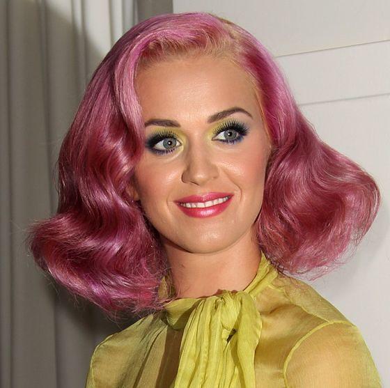 Metamorfozy Gwiazd Fryzury Katy Perry Wp Kobieta
