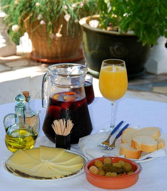 Najsmaczniejszy Urlop Pyszna Kuchnia Majorki Cypru I