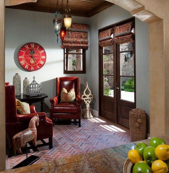 Niesamowite Podłoga z cegieł - Klimatyczna podłoga z cegły - WP Dom PW97