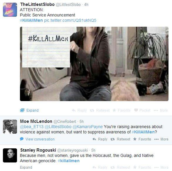 Nowa zabawa feministek: