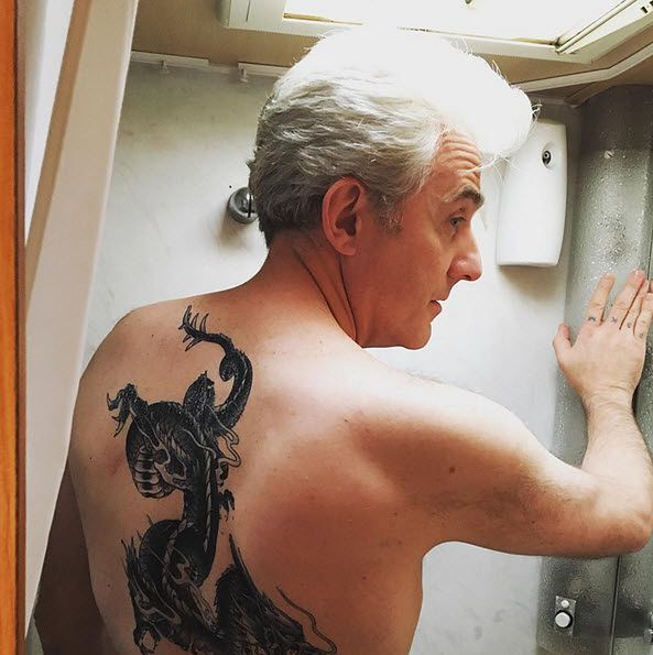 Hubert Urbański Hubert Urbański Zrobił Sobie Tatuaż Wp Teleshow