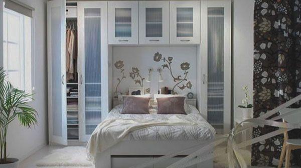 Jak Urządzić Małą Sypialnię Mała Sypialnia Najlepsze