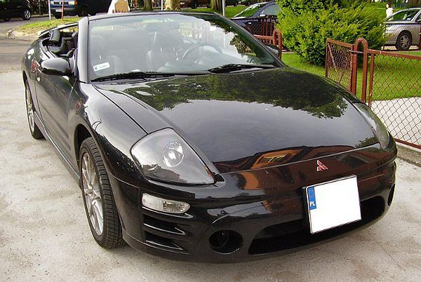 Groovy Mitsubishi Eclipse - Samochód sportowy za 15 tys. zł - WP Moto VV83