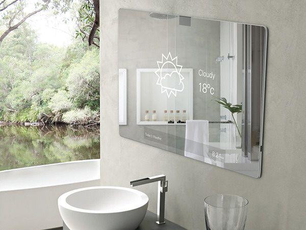 łazienka Multimedialna łazienka Która Myśli Za Ciebie