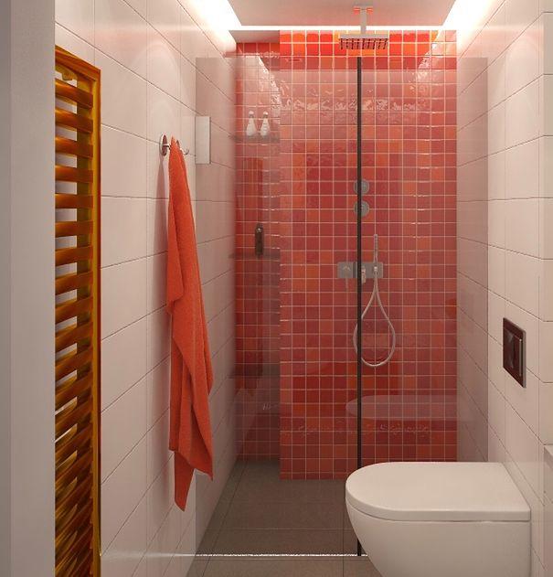 Aranżacja Małej łazienki Po Trzecie Jeden Kolor Wp Dom