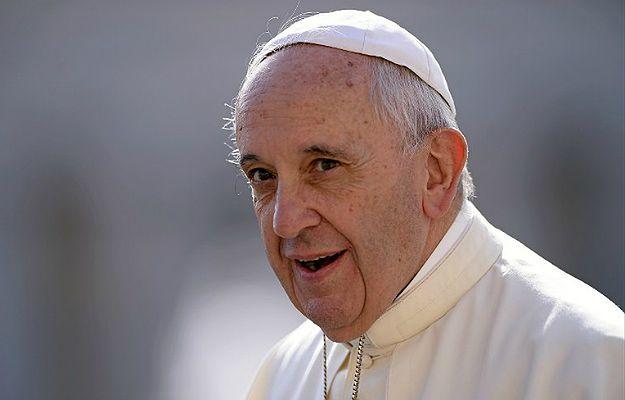 Znalezione obrazy dla zapytania papież Franciszek