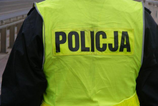Policjant umawia się z ofiarą