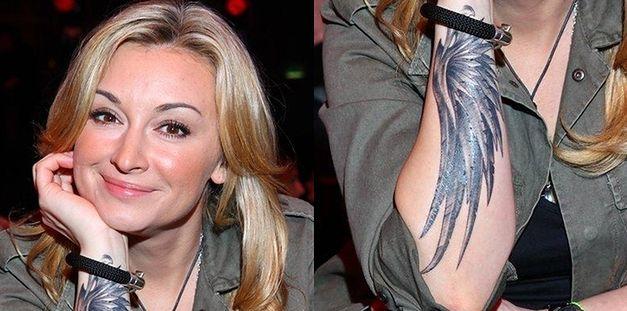 Martyna Wojciechowska Prezentuje Nowy Tatuaż Wp Gwiazdy