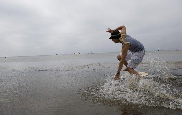 Raj dla surferów
